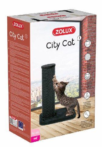 CITY CAT KRABPAAL 1 GRIJS