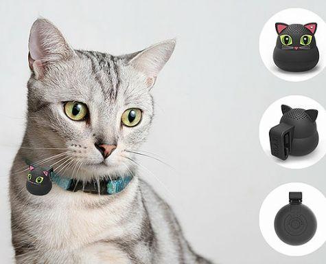 G.O.A.T. PET SPEAKER BLACK CAT