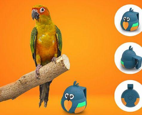 G.O.A.T. PET SPEAKER BLUE BIRD