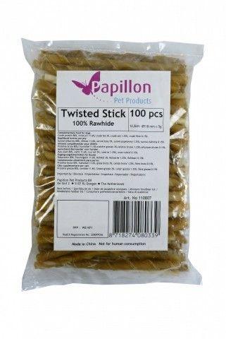 100 TWISTED STICKS 12½ CM, 7/8 MM, 5-6 G