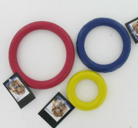 RUBBER RING ASSORTI 150MM.